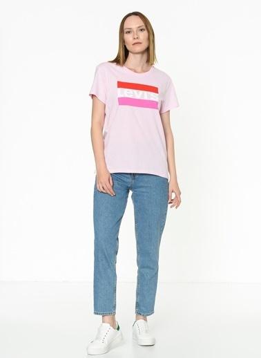 Levi's® Tişört Pembe